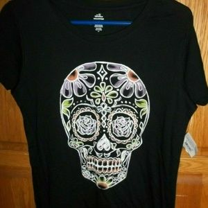 NEW TOP IN A SIZE M 8-10 100% COTTON